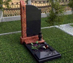 надгробок і пам'ятник